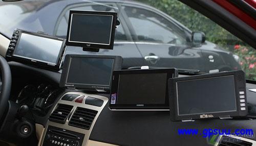 汽车奢侈品大比拼 5款7英寸GPS横评