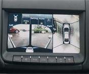 全景环视影像系统及车