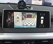 宝马X5 2017款加装探