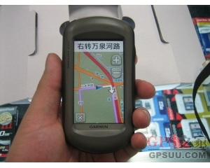 Garmin Oregon400T触