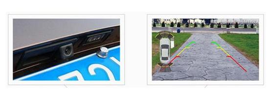 很多用户表示在停车过程中因为看不到车后面的情况